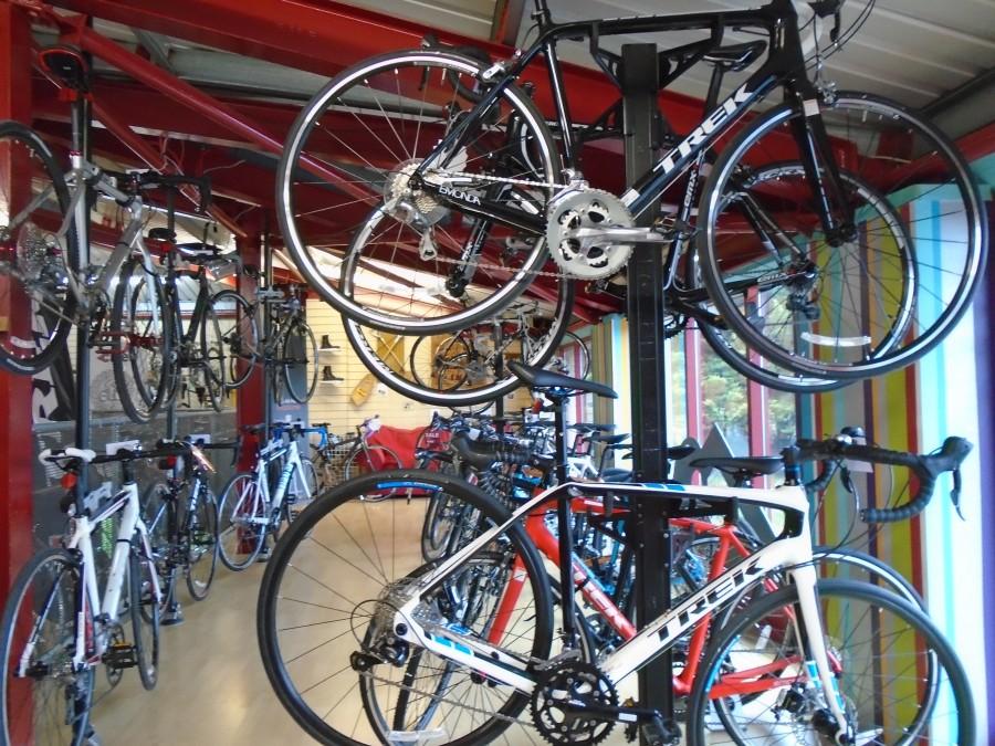 Road bikes at Bigpeaks.com