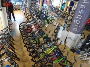 Bikes Bigpeaks