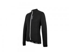 Santini-tempo-longsleeve-jersey-black