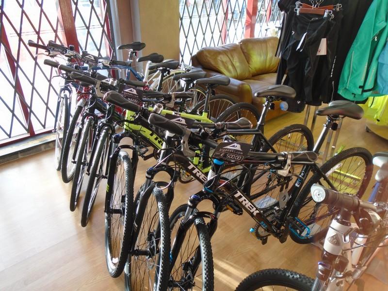 Hybrid Bikes Bigpeaks