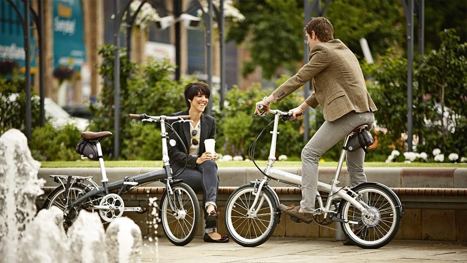 Folding Bikes at Bigpeaks.com in Ashburton, Devon