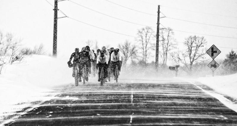 Winter Bike Ride, Bigpeaks Bike Shop in Ashburton, Devon